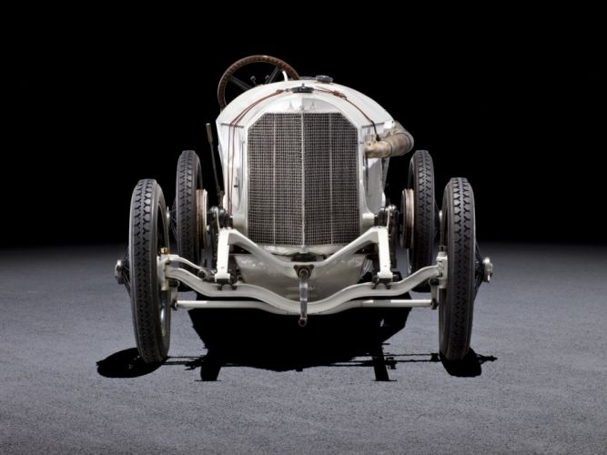 1914 Mercedes Benz 115 PS Grand Prix Racing race retro wallpaper