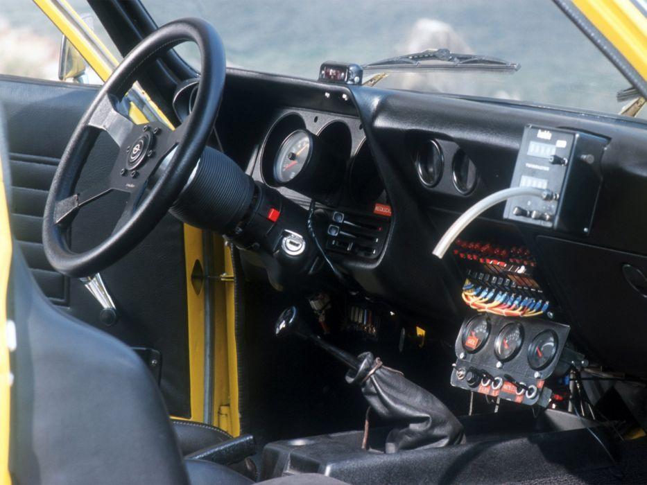 1973-75 Opel Ascona S-R Rally Version-A race racing wrc wallpaper