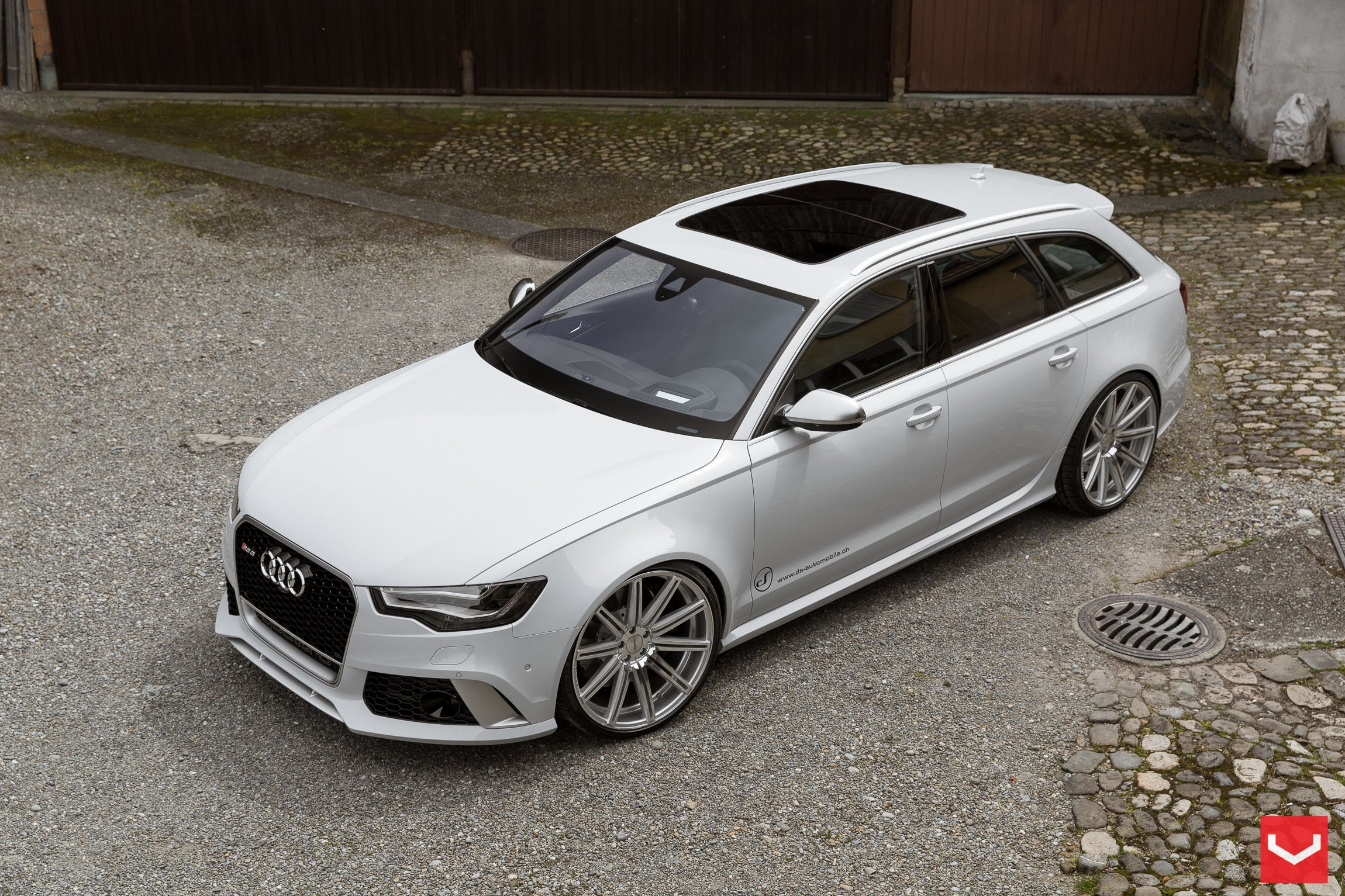 vossen wheels tuning audi rs6 wallpaper 2300x1533 483857 wallpaperup. Black Bedroom Furniture Sets. Home Design Ideas