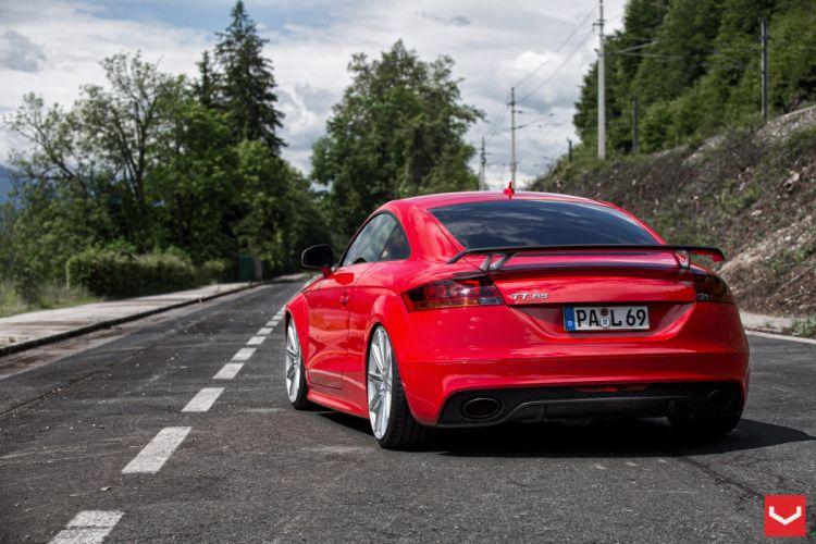 vossen wheels tuning audi Audi-TT wallpaper