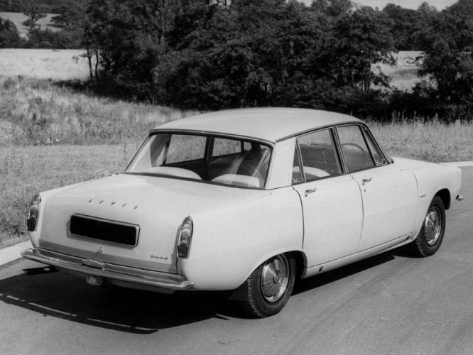 1963 Rover 2000 (P-6) classic wallpaper