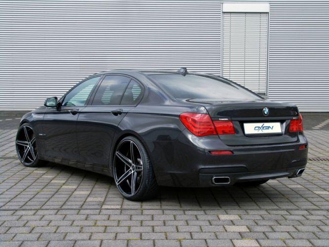 BMW 5-series tuning cars wallpaper