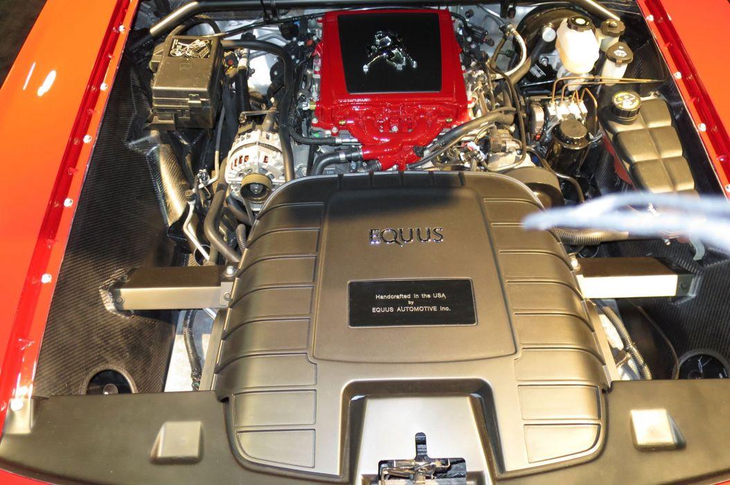 2015 Equus Bass 770 muscle mustang ford wallpaper