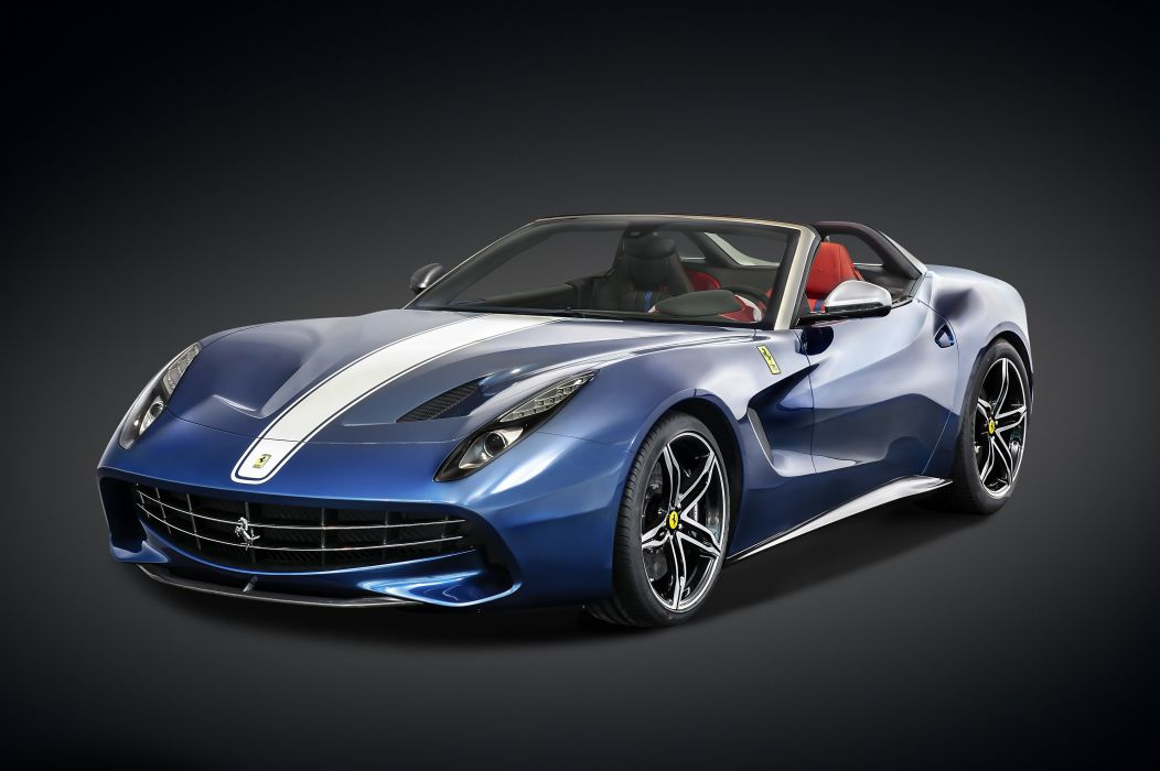 2015 Ferrari F60 America supercar wallpaper