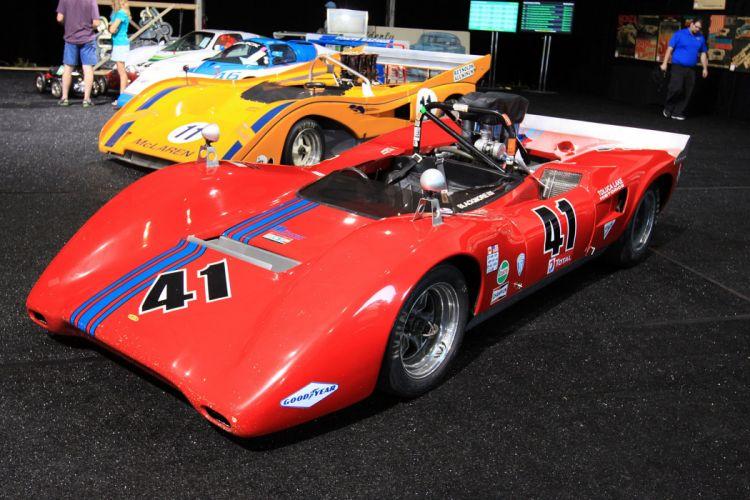 1969 Lola T163 le-mans race racing classic wallpaper