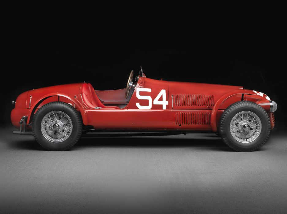 1947 Ferrari 166 Spyder Corsa tipo race racing retro wallpaper
