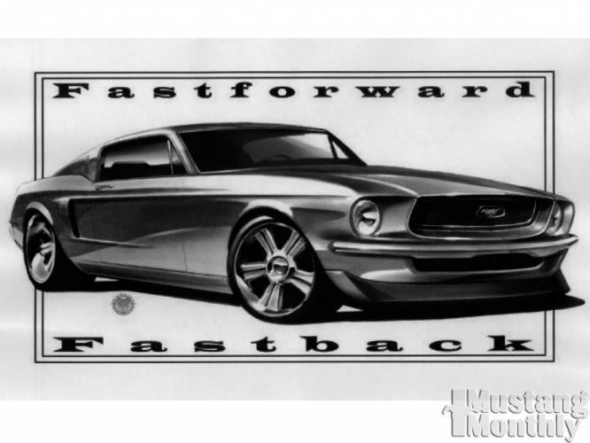 1967 Ford Mustang Fastback muscle classic hot rod rods wallpaper