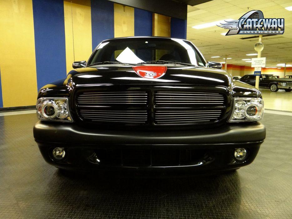 1999 Dodge Dakota Sport muscle pickup wallpaper