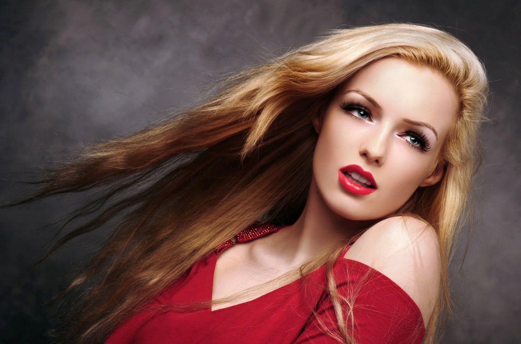 hair makeup retouching portrait wallpaper