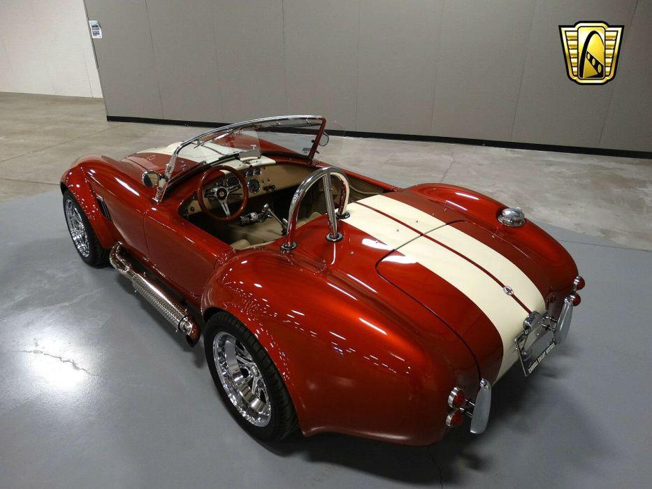 1965 A-C Cobra Tribute hot rod rods muscle supercar classic wallpaper
