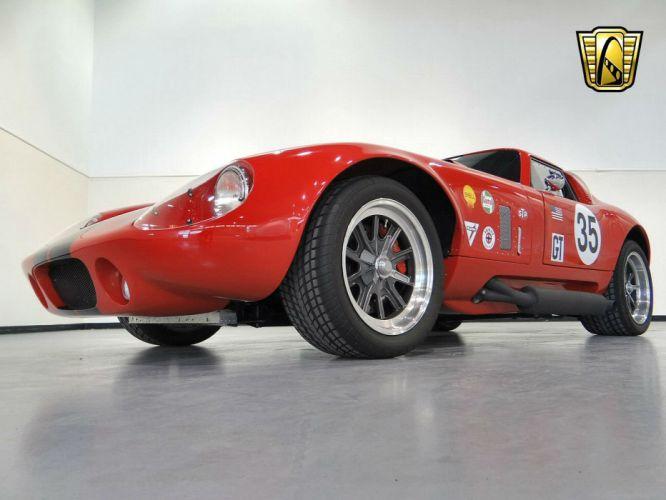 1965 Shelby Daytona Replica race racing ford wallpaper