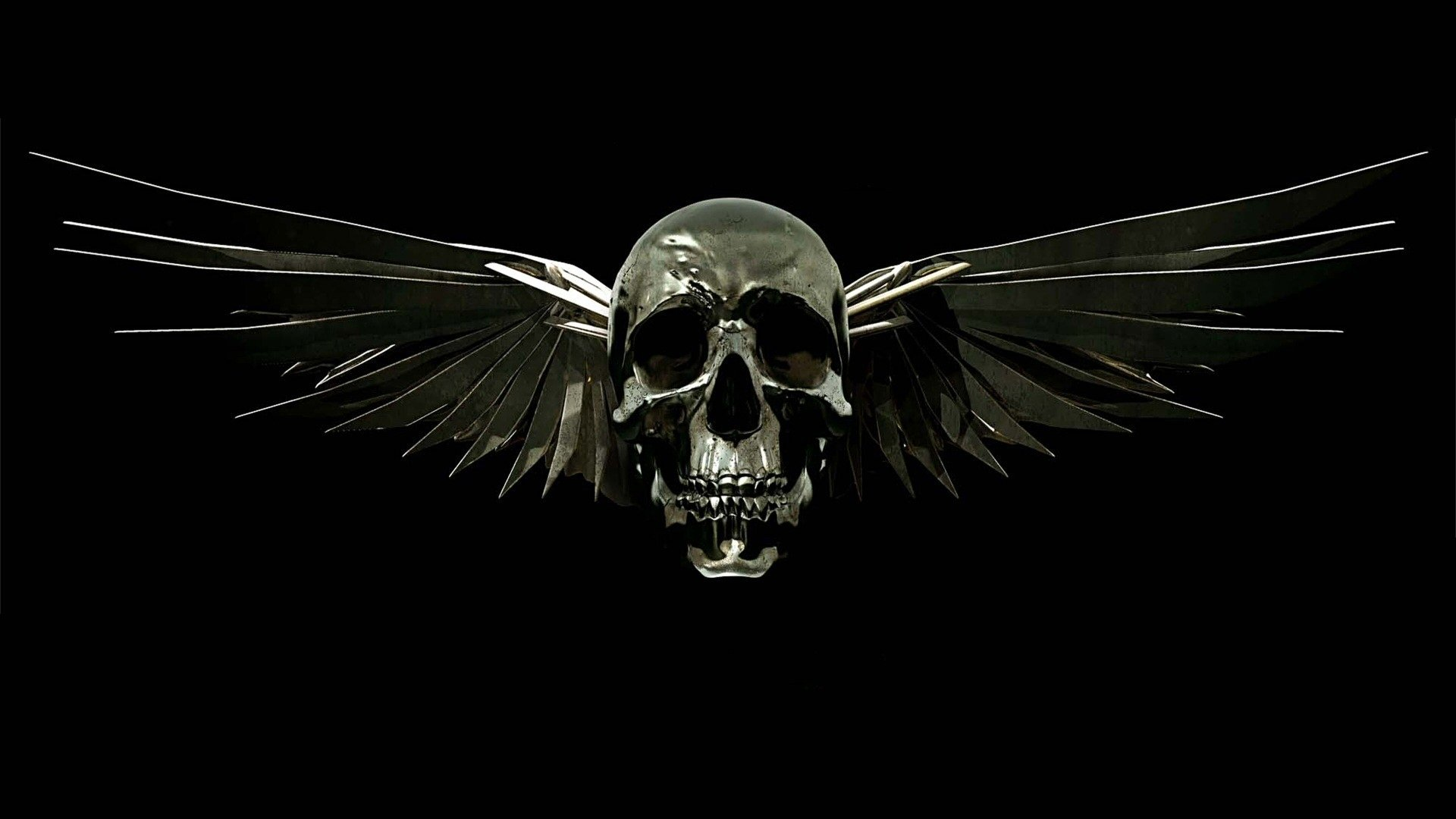 EXPENDABLES - movie skull wings wallpaper | 1920x1080 | 484916 ...