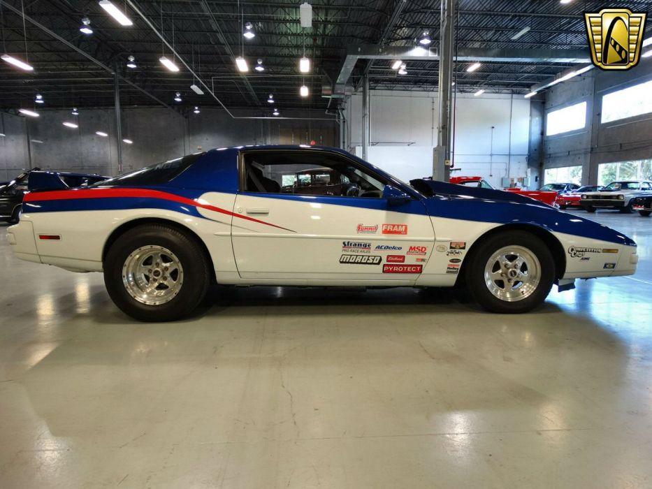 1987 Pontiac Firebird hot rod rods drag race racing wallpaper