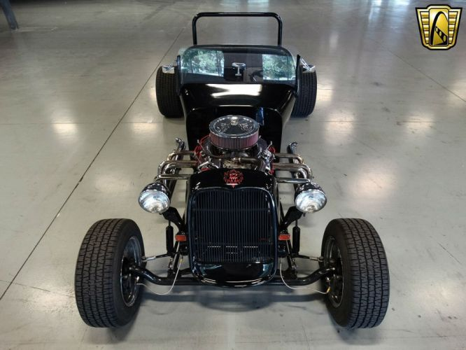 1925 Ford Model T Roadster hot rod rods retro wallpaper