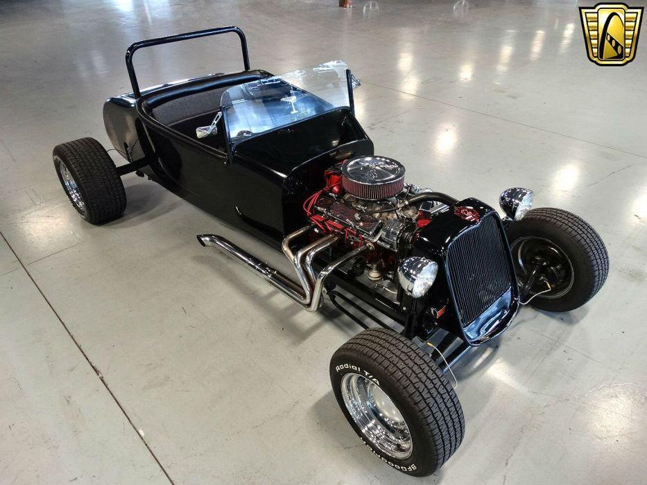1925 Ford Model T Roadster hot rod rods retro wallpaper