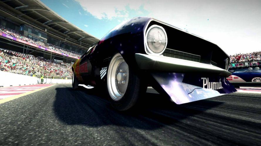GRID AUTOSPORT drag racing hot rod rods race d wallpaper