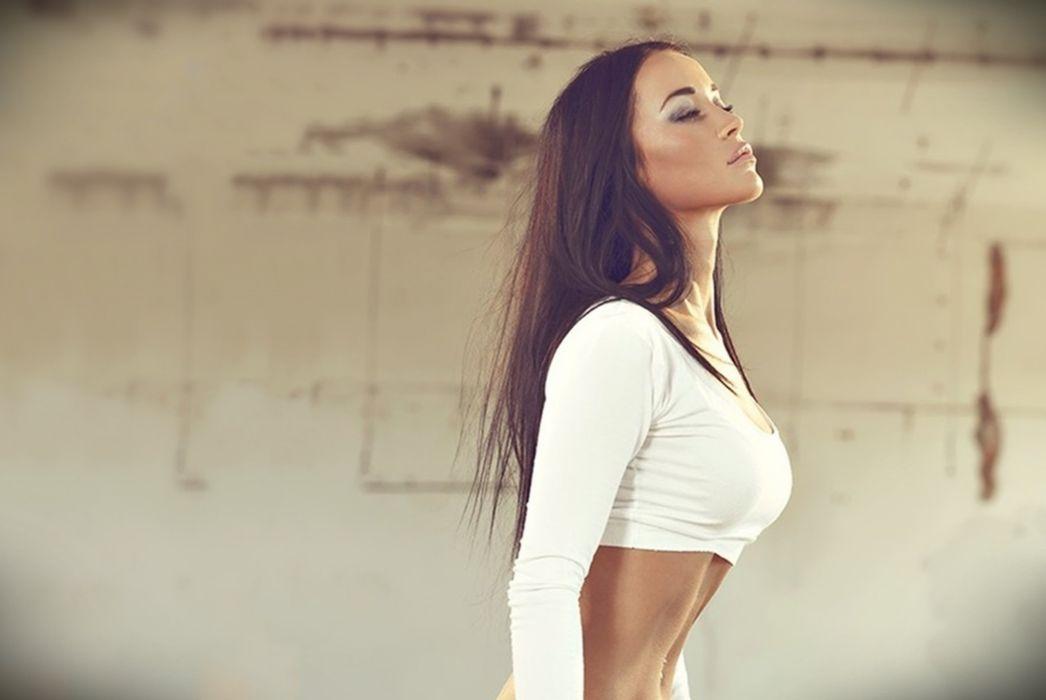 model girl beauty woman wallpaper