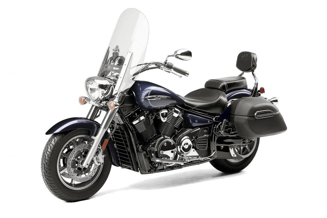 2015 Yamaha V-Star 1300 Tourer wallpaper