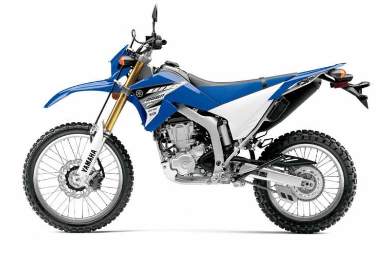 2015 Yamaha WR250R dirtbike wallpaper