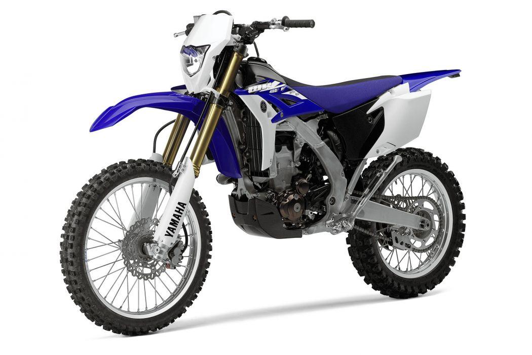 2015 Yamaha WR450F motocross moto dirtbike wallpaper