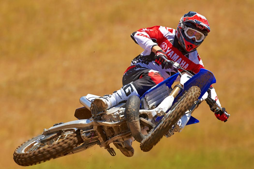 2015 Yamaha YZ250 motocross dirtbike moto wallpaper