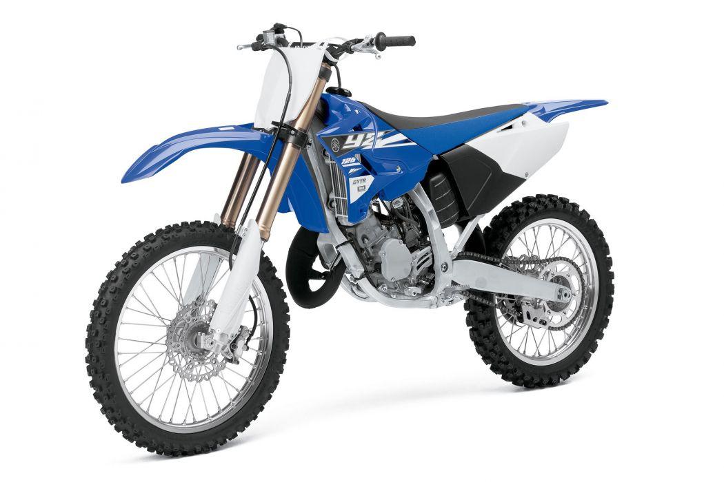 2015 Yamaha YZ125 motocross dirtbike moto wallpaper