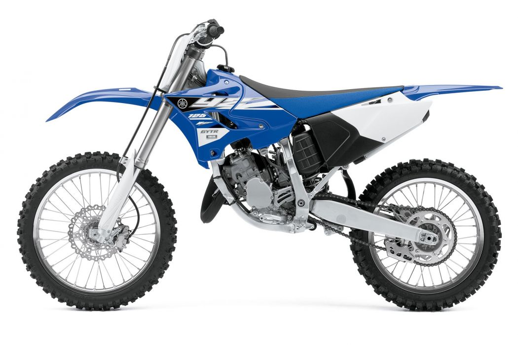2015 Yamaha YZ125 motocross dirtbike moto wallpaper