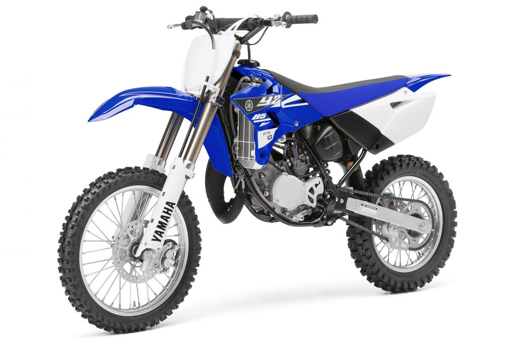 2015 Yamaha YZ85 motocross dirtbike moto wallpaper