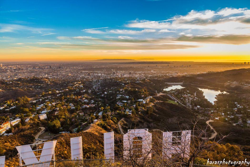 Griffith Observatory Oscars Venice Beach Newport Santa Monica Pier Rodeo