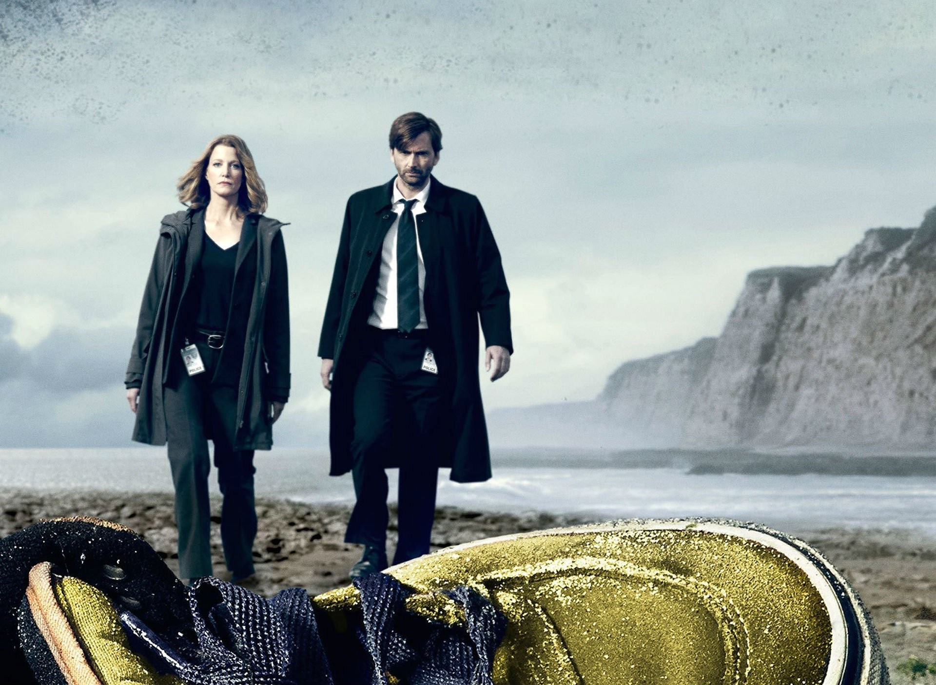 GRACEPOINT crime series mystery drama wallpaper | 1920x1406