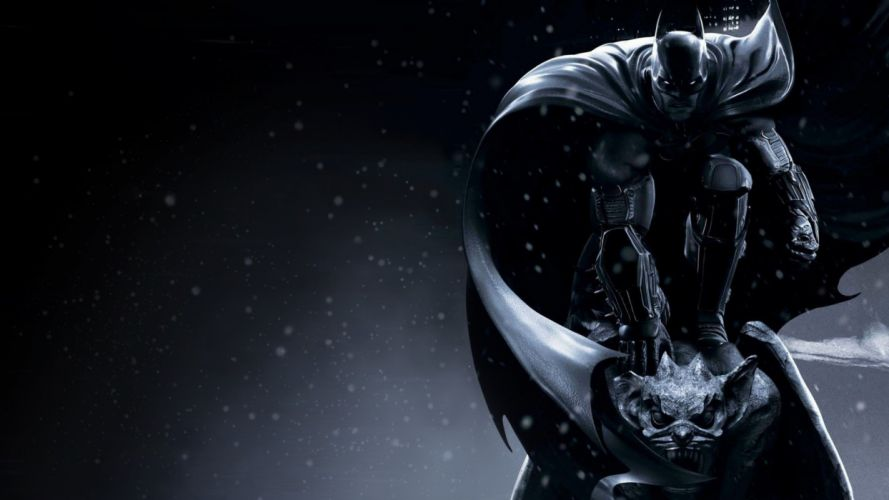 BATMAN - arkham gargoyle origins heroes wallpaper