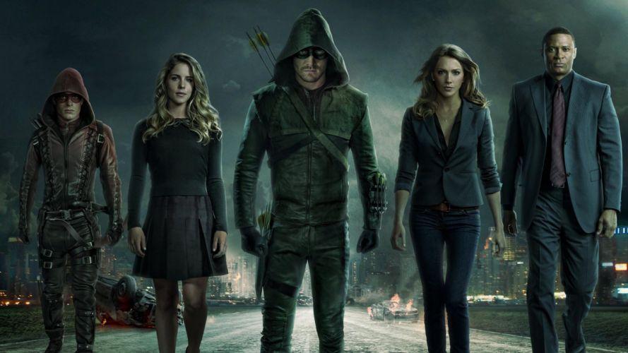 arrow season 3 wallpaper
