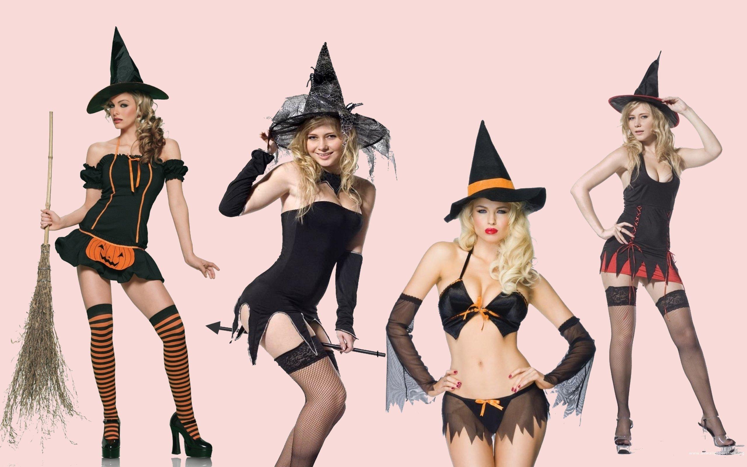 Adult halloween wallpaper sexy comic