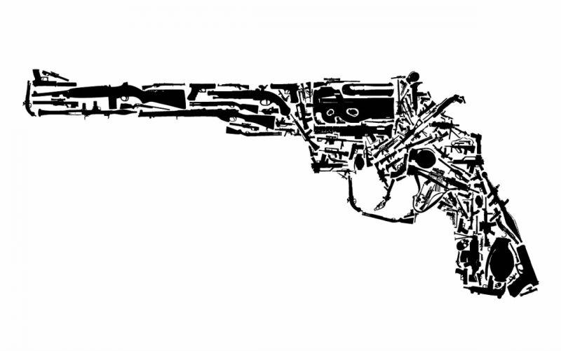 GUN CONTROL weapon politics anarchy protest political weapons guns pistol wallpaper
