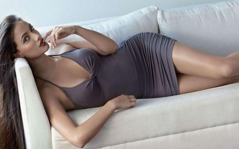 sexy dress model woman wallpaper