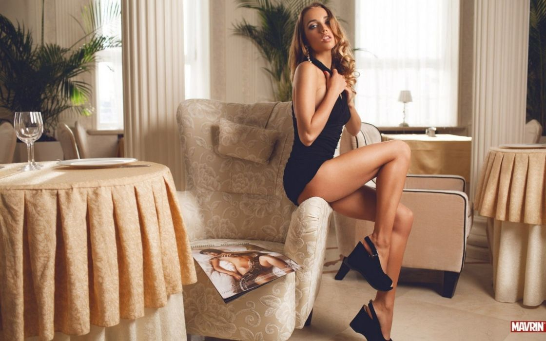 model sexy dress woman wallpaper