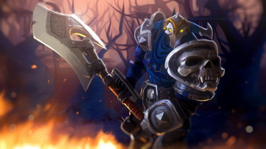 dota 2 videogames sven heroes wallpaper