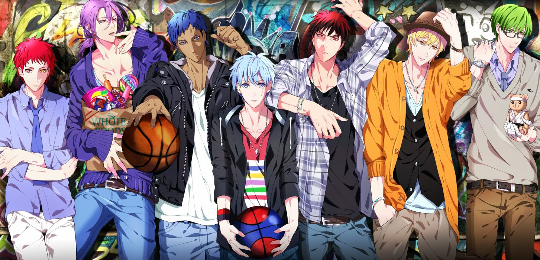 kurokono basket Handsets cool boys anime series spor wallpaper