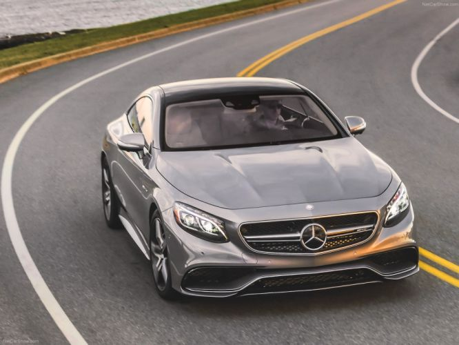 Mercedes-Benz S63 AMG Coupe car wallpaper