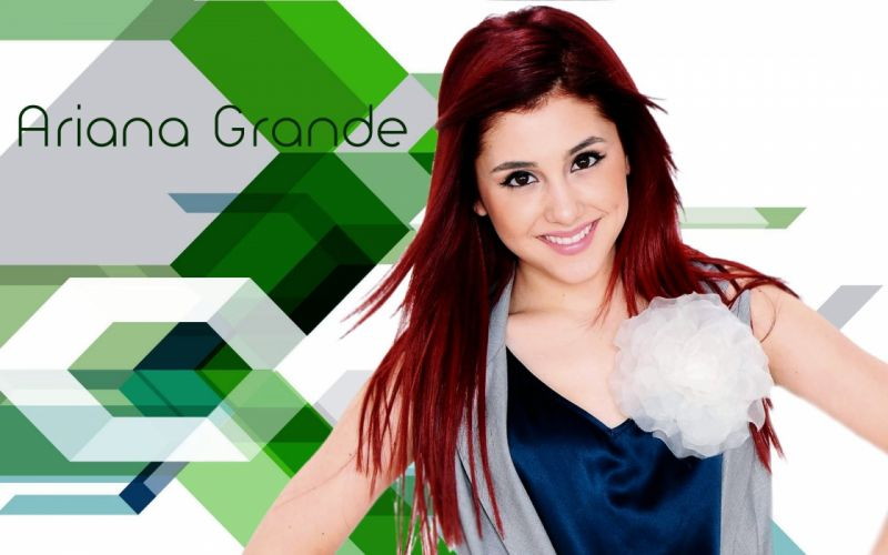 ARIANA GRANDE singer pop r-b babe actress wallpaper
