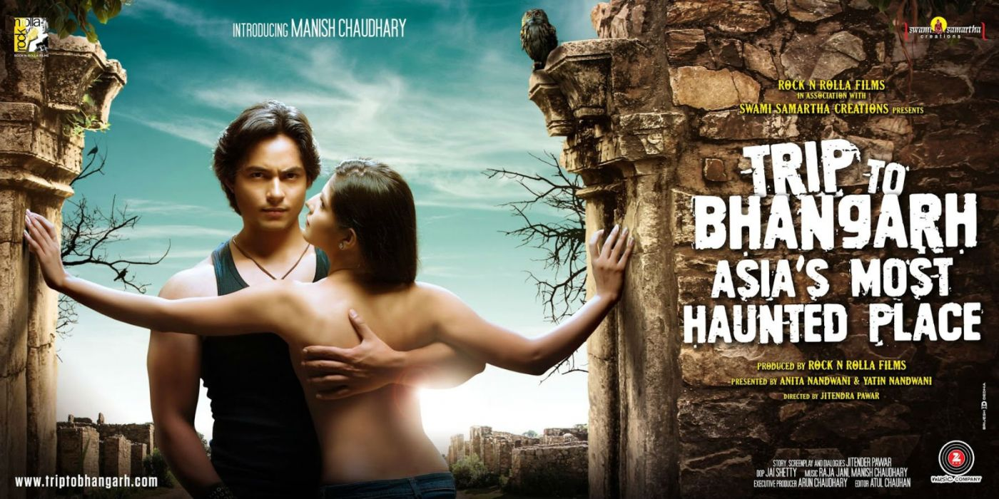 TRIP TO BHANGARTH bollywood adventure romance drama wallpaper