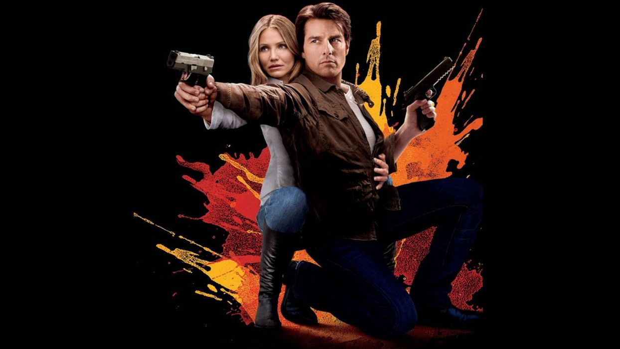 KNIGHT AND DAY action comedy romance cruise diaz wallpaper