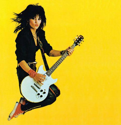 JOAN JETT heartbreakers runaways hard rock punk singer guitar wallpaper