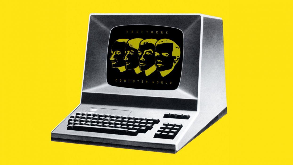 KRAFTWERK electronic krautrock synthpop avant garde experimental electro wallpaper