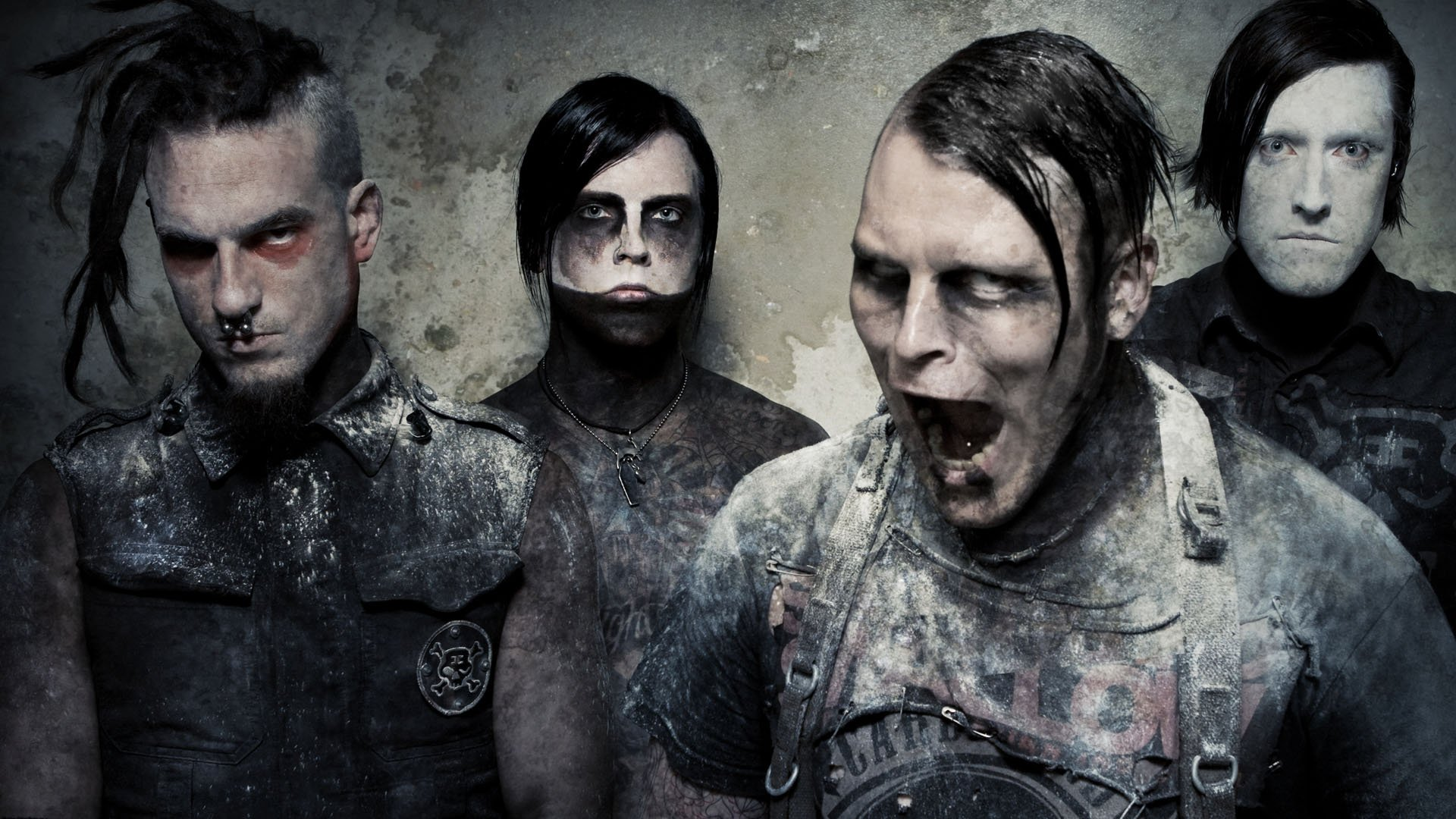 Combichrist Aggrotech Ebm Electro Industrial Dark Techno Electronic