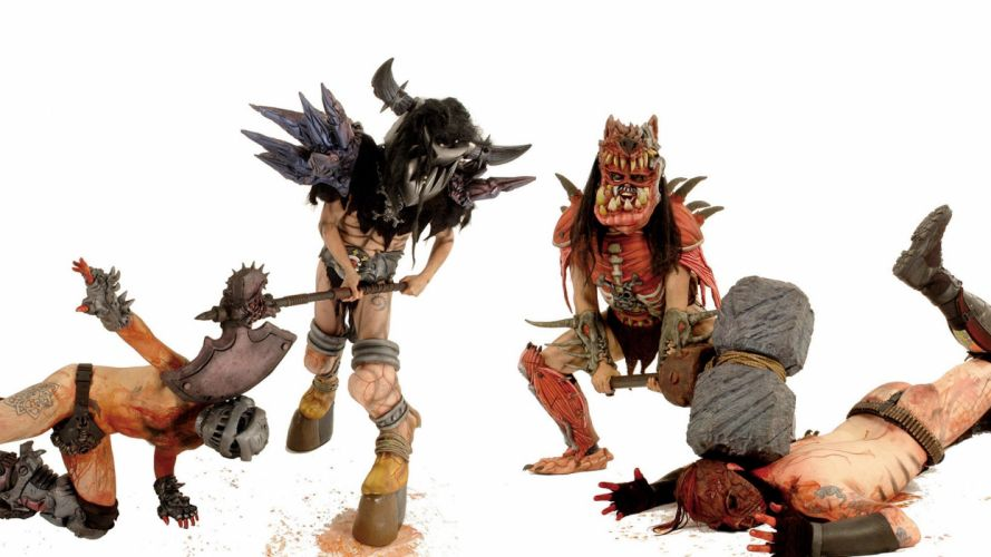 GWAR thrash metal heavy shock visual kei wallpaper