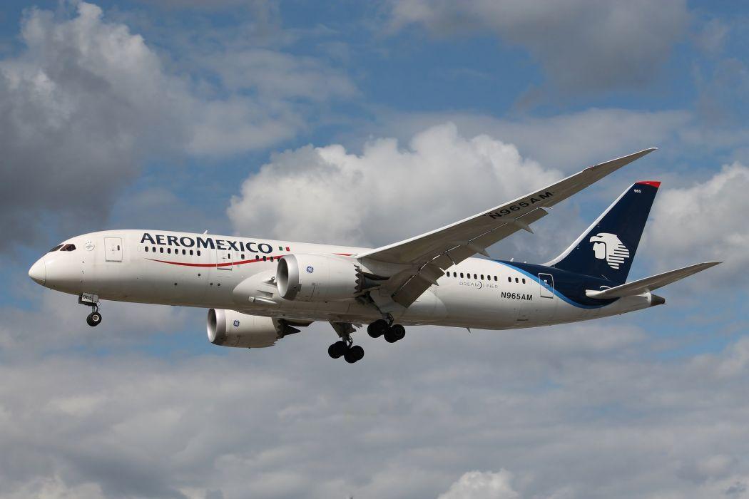 Boeing 787 Dreamliner Airliner Airplane Plane Transport