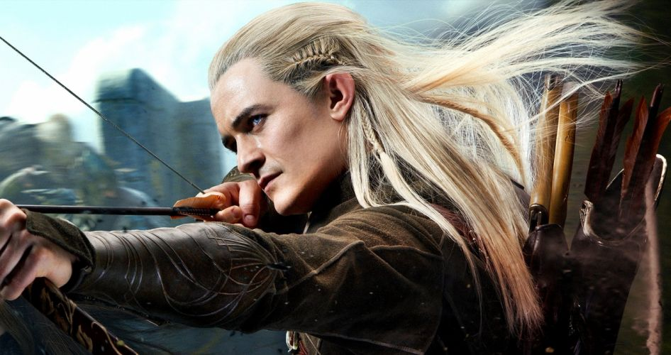 quiver The Hobbit elf Legolas Orlando Bloom Mirkwood shot forest The Hobbit: Smaug Wasteland or There and Back Again Boom archer onions Mirkwood wallpaper