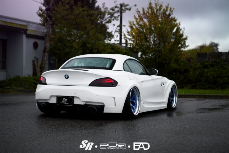 BMW-z4 PUR wheels tuning cars wallpaper
