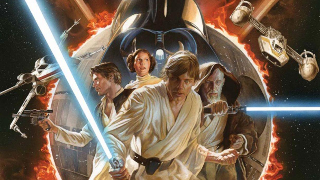 Marvel Star Wars wallpaper